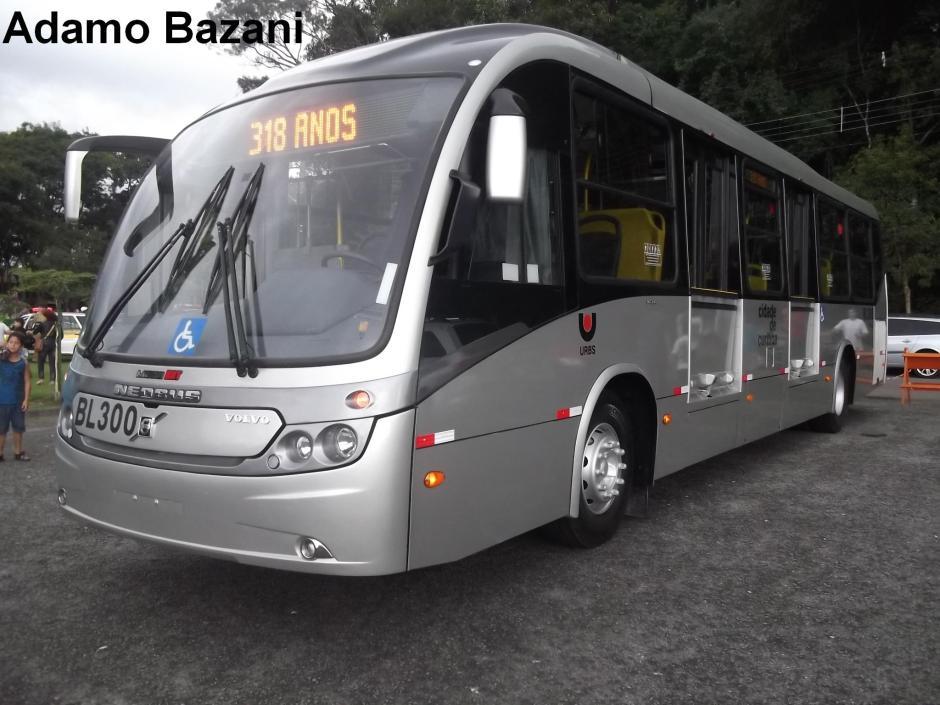 Neobus BRT Ligeirinho