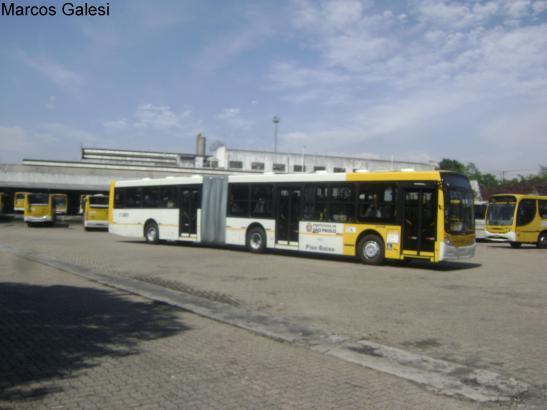 Ônibus da VIP – Viação Itaim Paulista, piso baixo total e motorização mais moderna trazem mais conforto, acessibilidade e menos agressão ao meio ambiente