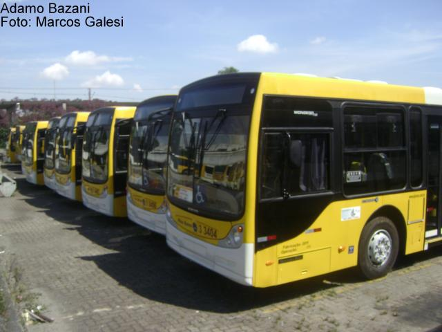 ônibus VIP
