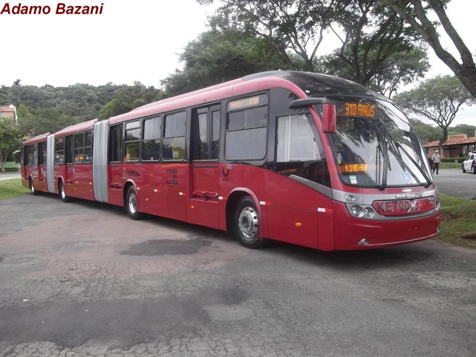 """""""maior ônibus do mundo"""""""