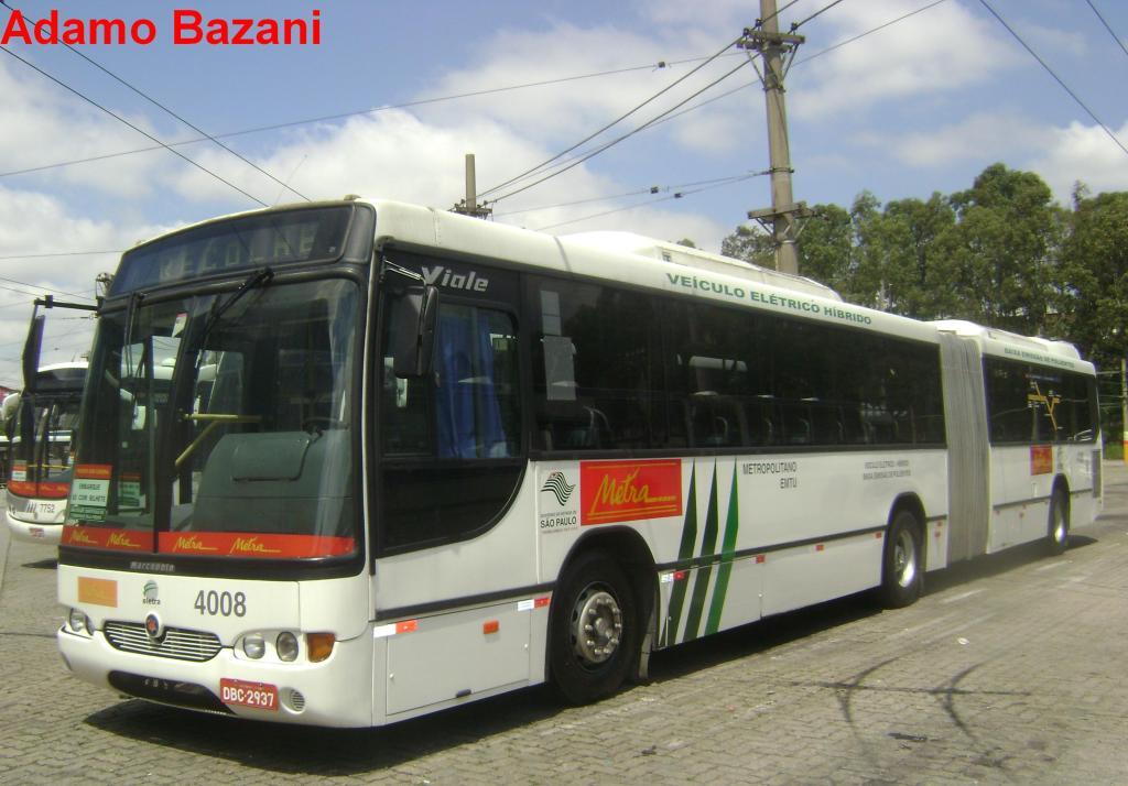 primeiro ônibus híbrido