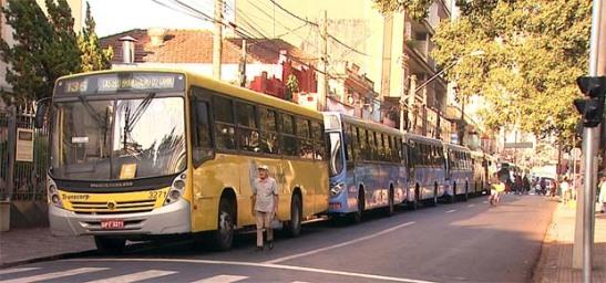 GREVE DE ÔNIBUS EM RIBEIRÃO PRETO