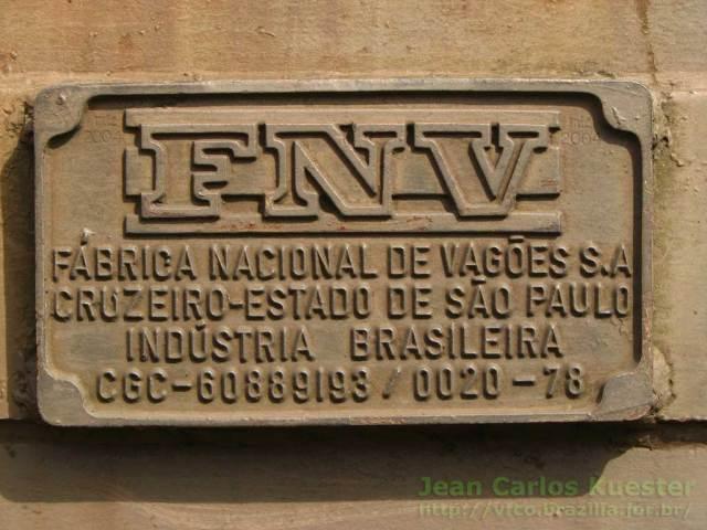 FNV - Fábrica Nacional de Vagões