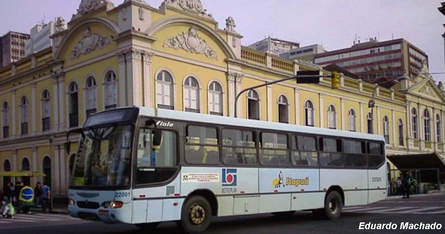 ônibus intermunicipal Porto Alegre