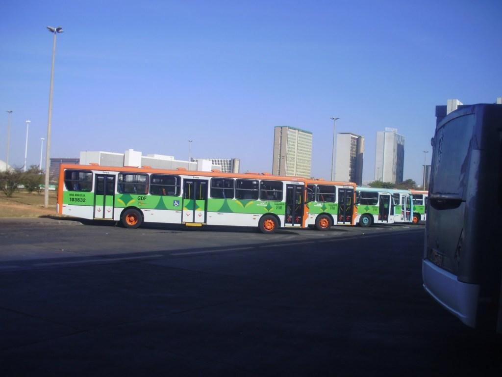 transportes no Distrito Federal