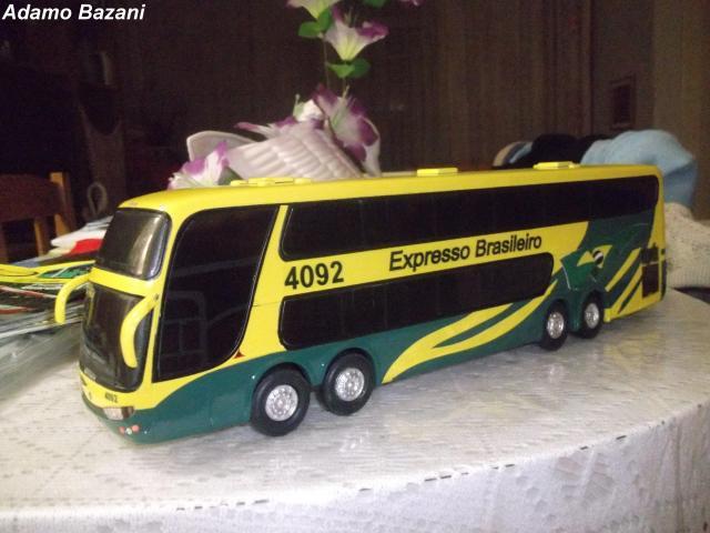 Santa Cruz compra Expresso Brasileiro