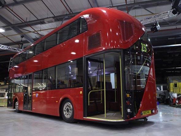 ônibus de dos andares