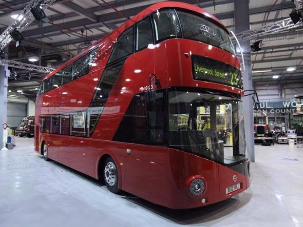 ônibus de dois andares