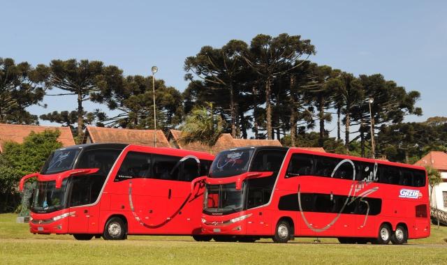 ônibus cantor daniel