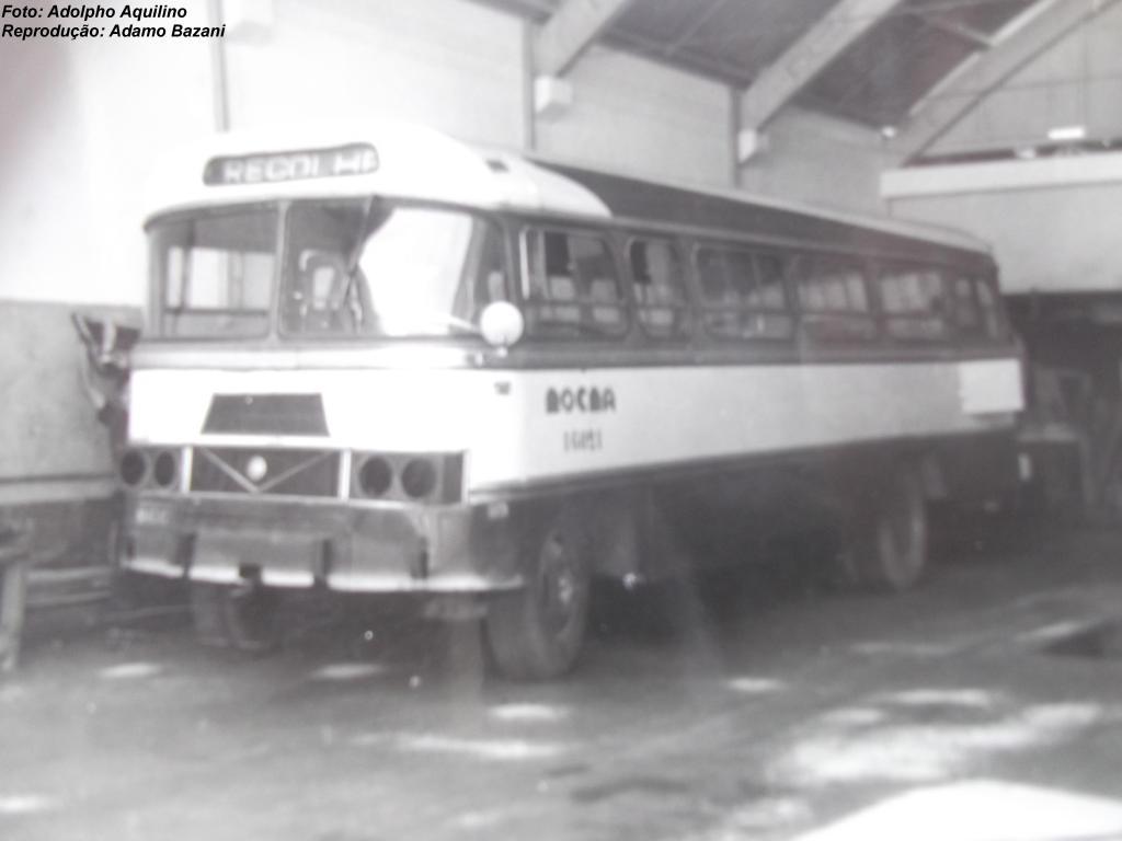 ônibus antigos