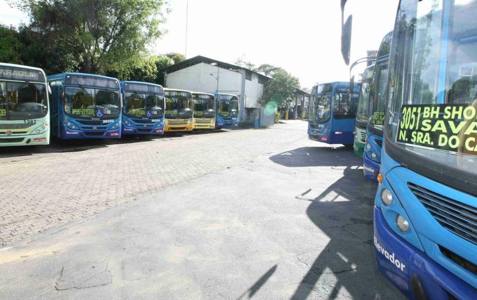 greve ônibus BH