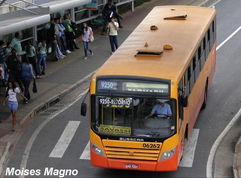 Greve de ônibus em Belo Horizonte