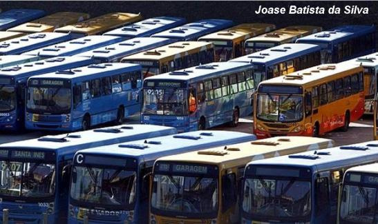 Greve de ônibus em BH