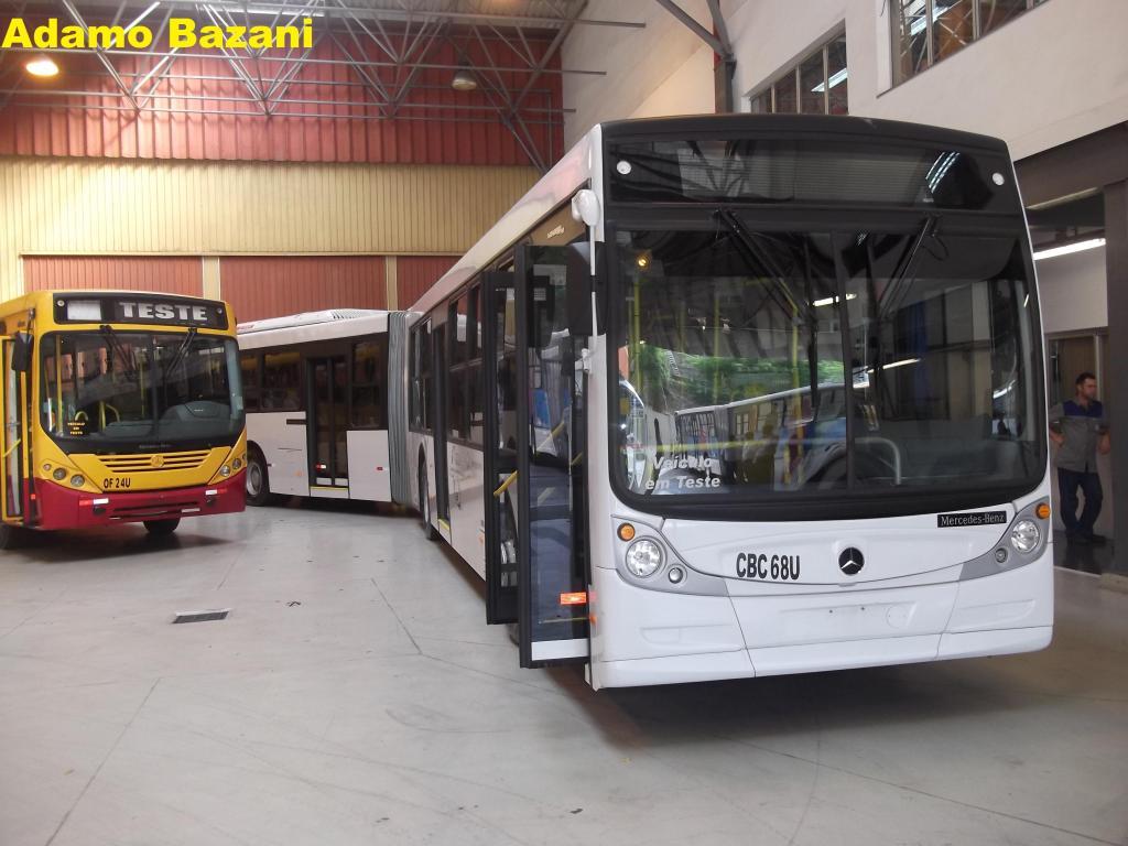 Vendas de Ônibus