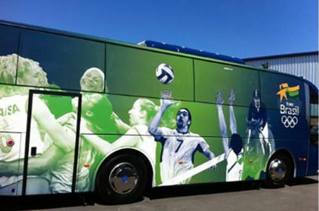 ônibus Olímpico