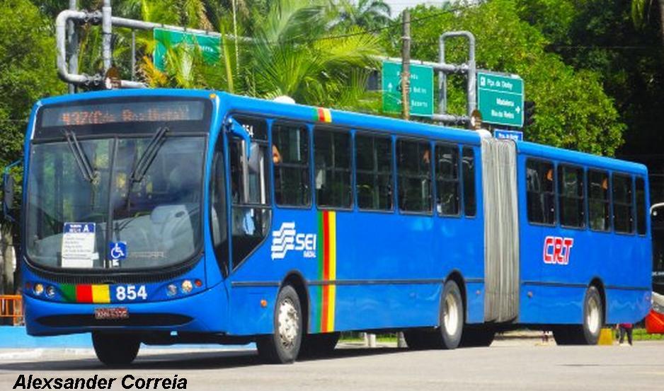 Greve ônibus Recife