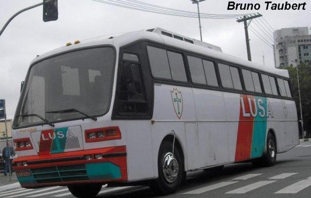 ônibus da Portuguesa