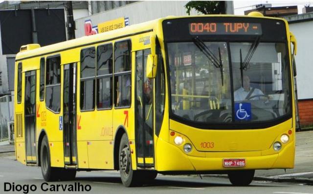 ônibus aplicativos