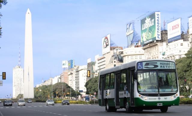 onibus Argentina