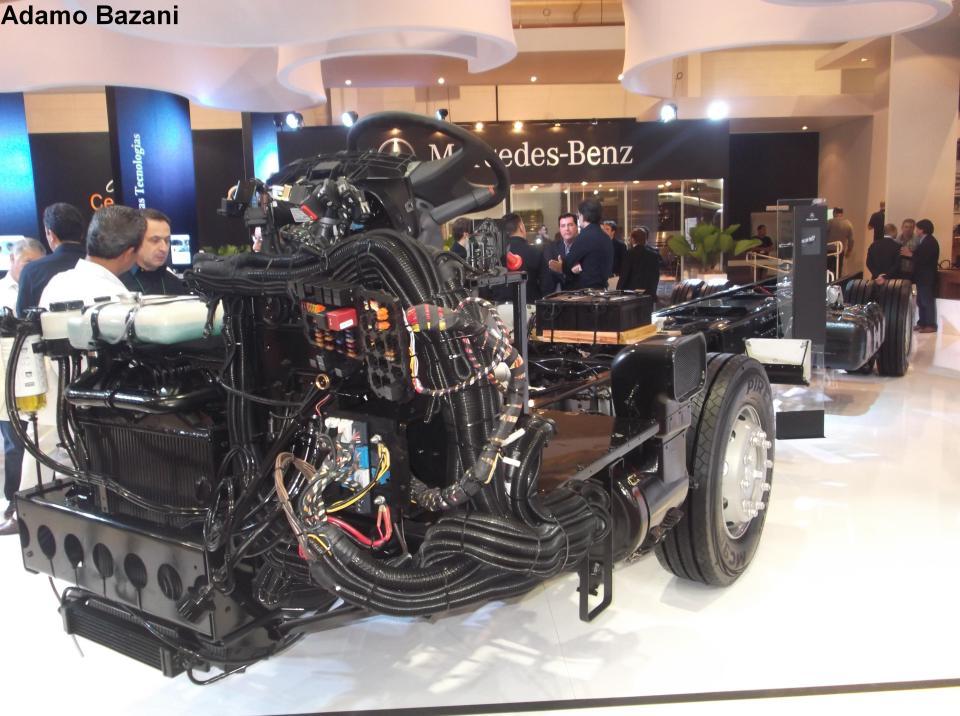 motor dianteiro