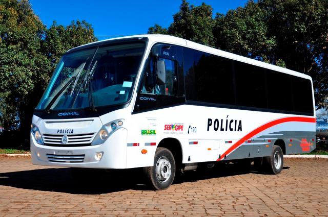 ônibus Polícia