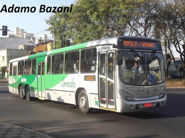 ônibus S-10 S-500