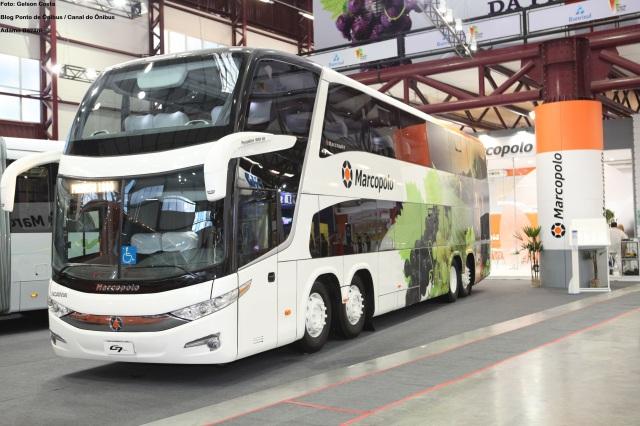 ônibus Marcopolo Paradiso 1800 DD