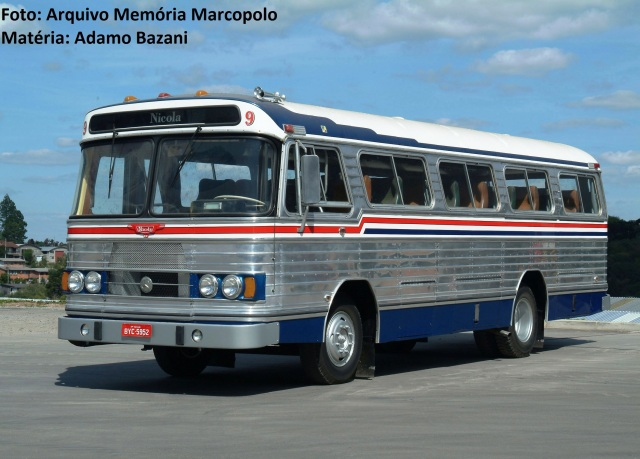 ônibus antigo