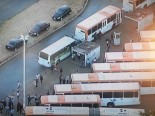 greve ônibus DF