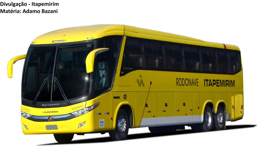ônibus luxo