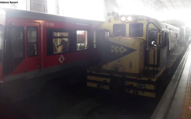 compartilhamento trens de carga e de passageiros