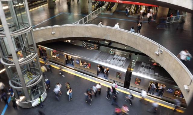 wi-fi metrô