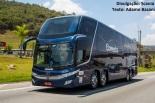 ônibus de dois anadres