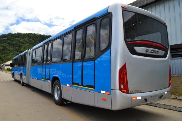 Inicialmente, Torino articulado vai operar no Rio de Janeiro