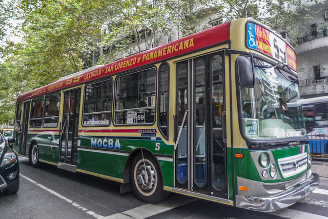 buses buenos aires