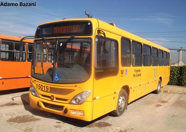 treinamento motorista de ônibus