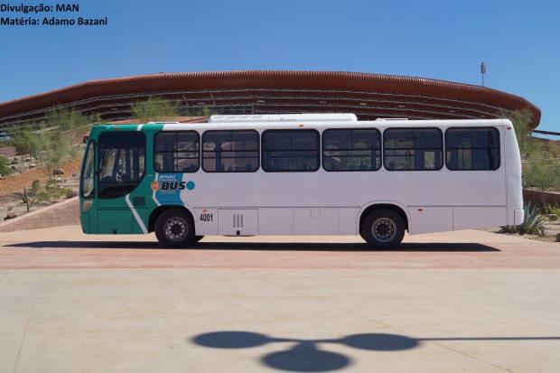 ônibus México