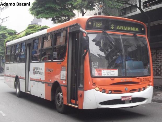 ônibus acessíveis