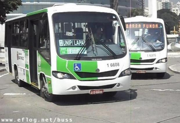 Micro=ônibus de cooérativa
