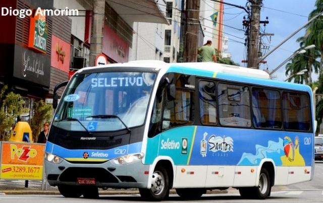 seletivo Santos