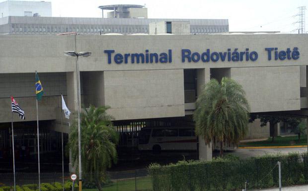 Terminal do Tietê é o maior da Amperica Latina