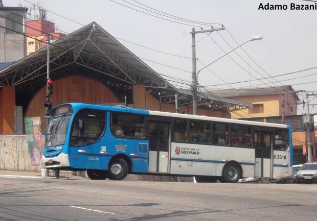 tarifas de ônibus