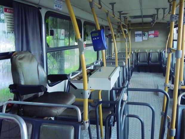 cobrador de ônibus insalubridade