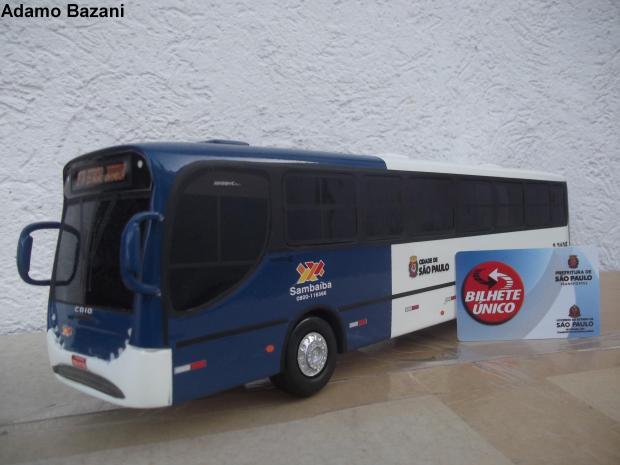 ônibus bilhete único