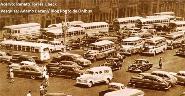 Rio Ônibus antigos