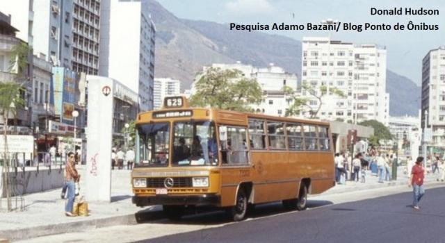 ônibus antigos rio de janeiro