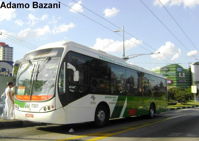 ônibus limpos