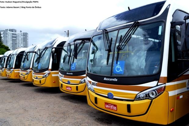 ônibus Mascarello