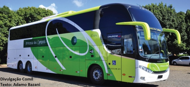 Comil Ônibus
