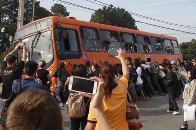 ônibus Curitiba